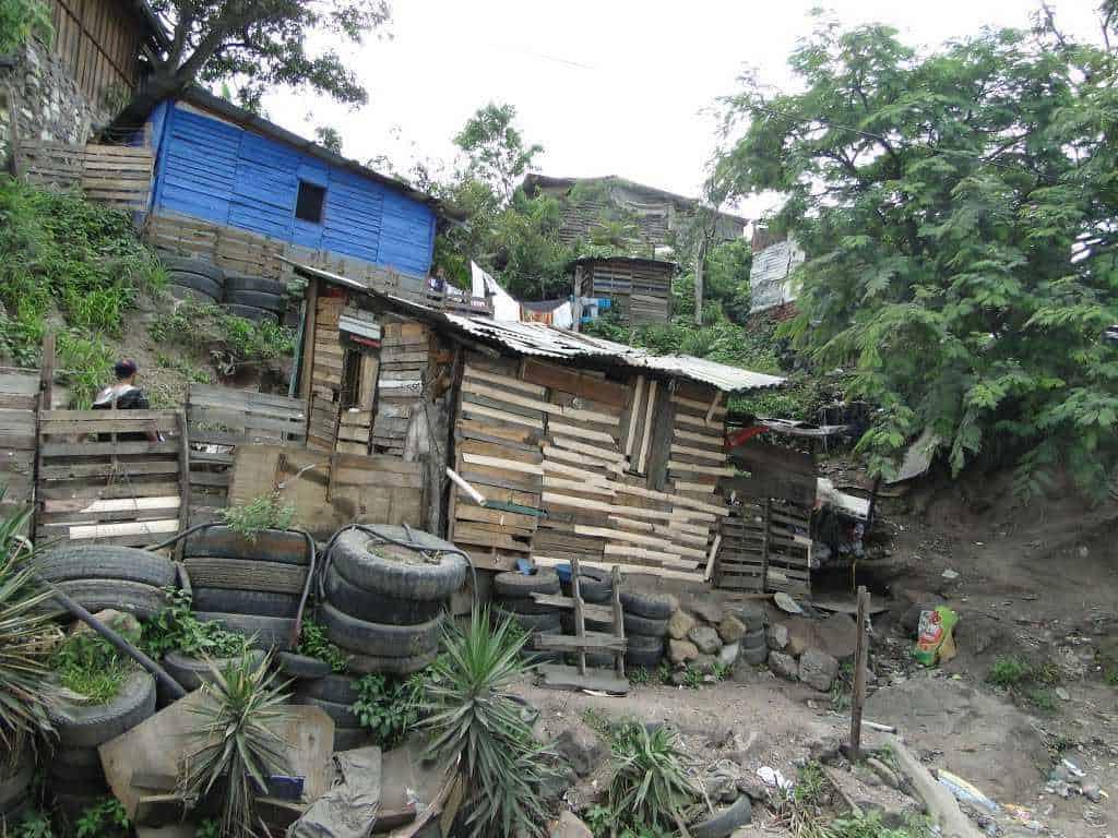 жилье бедность в Гондурасе